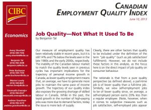 CIBC Job Quality Analysis